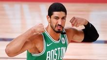 China Boikot Siaran Celtics karena Kanter Kritik Xi Jinping