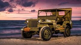 Gerilya Jeep Willys di Zaman Perang, Melegenda Sepanjang Masa