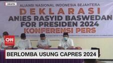 VIDEO: Berlomba Usung Capres 2024