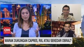 VIDEO: Marak Dukungan Capres, Riil Atau Sekedar Obral?