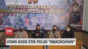 VIDEO: Sanksi Berat untuk Polisi