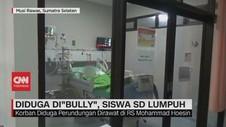 VIDEO: Siswa SD Lumpuh Dikeroyok