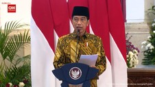 VIDEO: Jokowi Ingin Indonesia Pemain Utama Ekonomi Syariah
