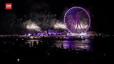 VIDEO: Dubai Eye, Bianglala Terbesar Dan Tertinggi Di Dunia