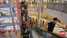 FOTO: Wajah Mal Jakarta Saat PPKM Level 2