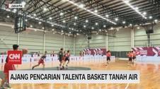 VIDEO: Ajang Pencarian Talenta Basket Tanah Air Kembali Lagi