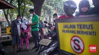 Kasus Naik di 105 Daerah, Jokowi Wanti-wanti Gelombang Ketiga
