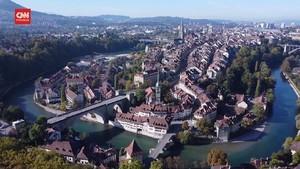 VIDEO: Melihat Keindahan Ciri Khas Kota Tua Bern di Swiss