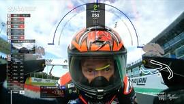 VIDEO: Quartararo Jelek di Hari Pertama MotoGP Emilia Romagna