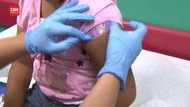 VIDEO: Studi Sebut Efikasi Vaksin Pfizer 90 Persen untuk Anak