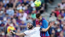 FOTO: Madrid Buat Barcelona Terkapar di Camp Nou