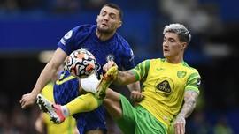 Klasemen Liga Inggris Usai Chelsea dan Man City Mengamuk