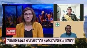 VIDEO: Kemenkes Tagih Nakes Kembalikan Insentif
