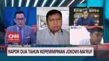 VIDEO: Rapor Dua Tahun Kepemimpinan Jokowi-Maruf