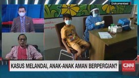 VIDEO: Kasus Covid-19 Melandai, Anak-anak Aman Bepergian?