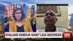 VIDEO: Evaluasi Kinerja Wasit Liga Indonesia
