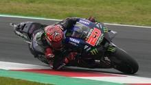 Kronologi Quartararo Juara Dunia MotoGP 2021 di Misano