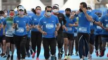 Ridwan Kamil Bagikan Pengalaman Lari di Pocari Sweat Run 2021