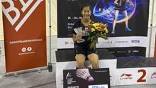 Juara Czech Open, Kado Putri KW untuk Papa