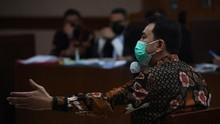 Kasus Suap, Azis Klaim Cuma Pinjamkan Uang ke Penyidik KPK