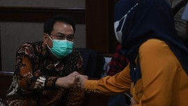 Azis Syamsuddin Buka Suara Soal Dugaan 8 'Pegangan' di KPK