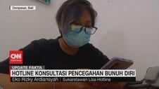 VIDEO: Hotline Konsultasi Pencegahan Bunuh Diri