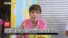 VIDEO: Icip-Icip Kuliner Legendaris Kota Bogor
