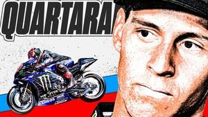 INFOGRAFIS: Quartararo, Si Iblis Juara Dunia MotoGP