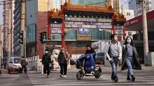 Covid Melejit, China Lockdown Kota Kecil Lanzhou