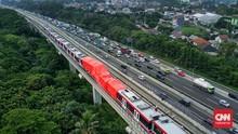 Tabrakan LRT di Cibubur Diduga Akibat Human Error
