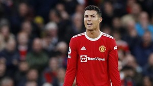 Curahan Hati Ronaldo Usai Man Utd Dibantai Liverpool