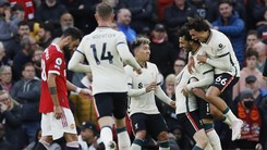 FOTO: Ronaldo Tumpul, Man Utd Dipermalukan Liverpool