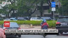 VIDEO: Perluasan Ganjil-Genap di 13 Ruas Jalan Jakarta