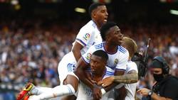 Real Madrid Masih Jadi Raja El Clasico