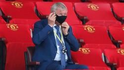 MU Dibantai Liverpool, Viral Wajah Masam Sir Alex Ferguson
