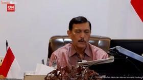 VIDEO: Jokowi Minta Harga PCR Rp300 Ribu Dan Berlaku 3x24 Jam