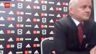 VIDEO: Pembelaan Solskjaer Usai Man Utd Dibantai Liverpool