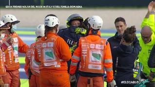 VIDEO: Perpisahan Rossi di Sirkuit Misano