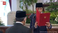 VIDEO: Jokowi Lantik 17 Duta Besar, Fadjroel Dubes Kazakhstan