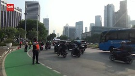 VIDEO: 3 Hari Lagi Polisi Tilang Pelanggar Gage 10 Ruas Jalan