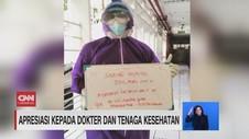 VIDEO: Apresiasi Kepada Dokter dan Tenaga Kesehatan