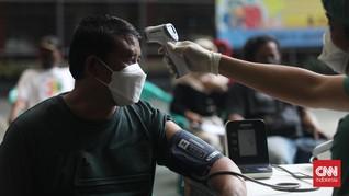 Jakarta dan Jawa Barat Sumbang Positif Covid Tertinggi Hari Ini