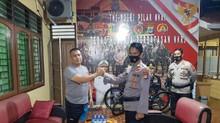 Brigadir SL Minta Maaf Sebar Video Penganiayaan Kapolres Nunukan