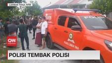 VIDEO: Polisi Tembak Polisi