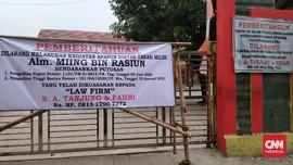 SD di Tangerang Disegel Imbas Sengketa Waris, PTM Terhambat