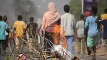 Rusuh Imbas Kudeta Militer, Sudan Tutup Penerbangan