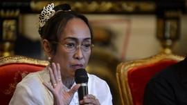 Sah Anut Hindu, Sukmawati Bergelar Ratu Niang Sukmawati