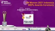 Dukung Kesetaraan Gender, UN Women Beri Apresiasi pada Telkom