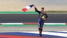 VIDEO: Perayaan Quartararo Jadi Juara Dunia MotoGP 2021