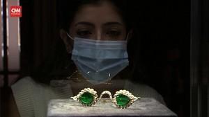 VIDEO: Dua Kacamata Abad 17 Diprediksi Laku Hampir Rp50 M